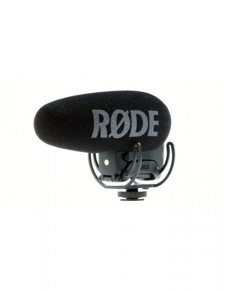 Microphone usb podcast radio Rode Videomicpro plus