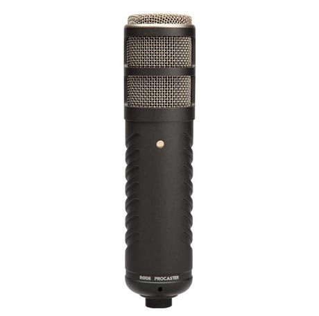 Microphone usb podcast radio Rode PROCASTER