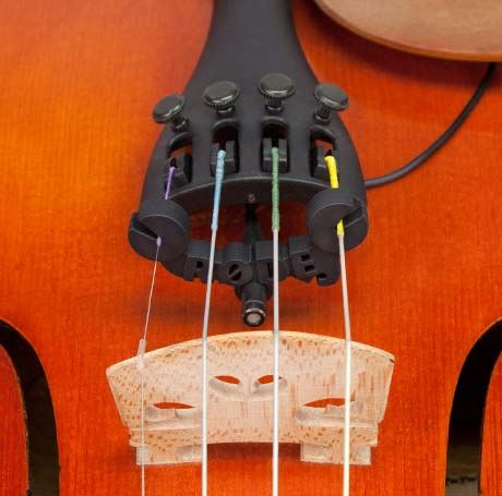 Embase & pince micro Rode Violin Clip