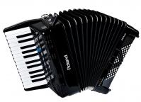 Accordéon chromatique Roland FR-1X BK