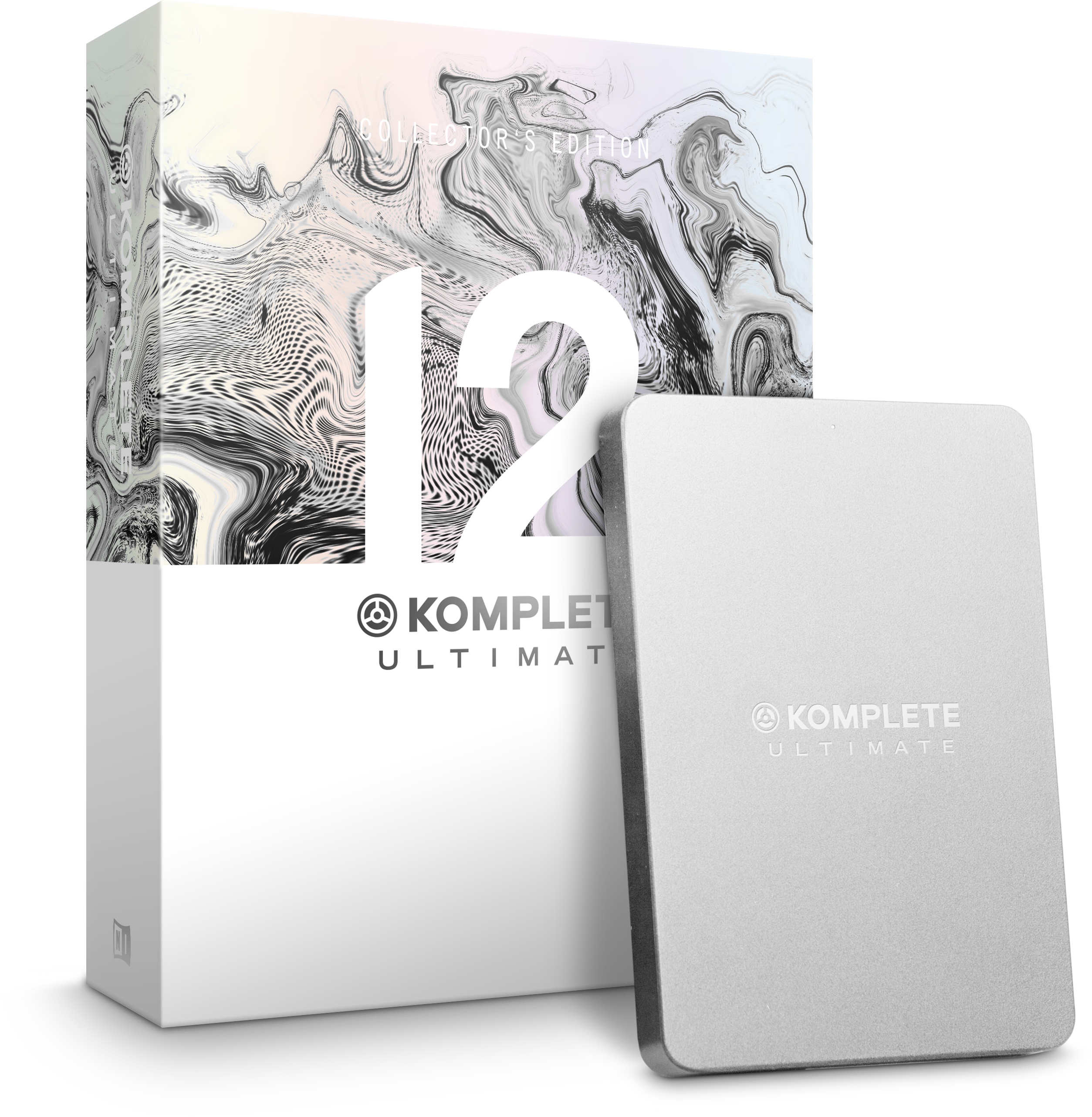 Komplete 12 Ultimate Collectors Ed  UPG (depuis Komplete Ultimate 8-12)