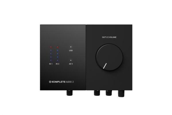 Carte son usb Native instruments Komplete Audio 2