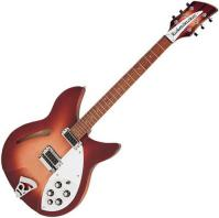 Guitare électrique hollow body Rickenbacker 330FG - Fireglo
