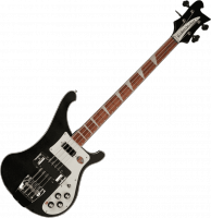 Basse électrique solid body Rickenbacker 4003 MBL - Black