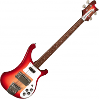 Basse électrique solid body Rickenbacker 4003S - Fireglo