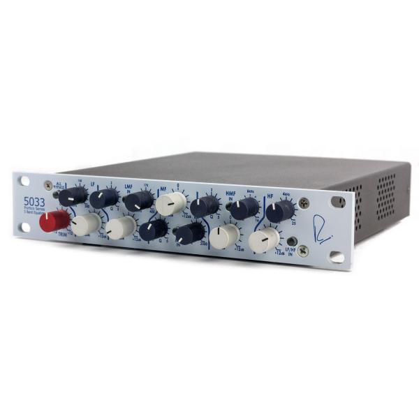 Equaliseur / channel strip Rupert neve design Portico 5033