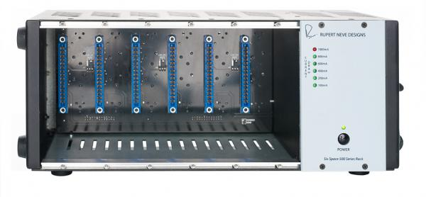 Rack studio Rupert neve design R6 - 500 series