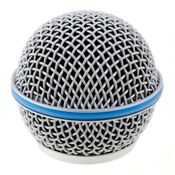 Grille micro Shure RK265G