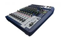 Table de mixage analogique Soundcraft Signature 10