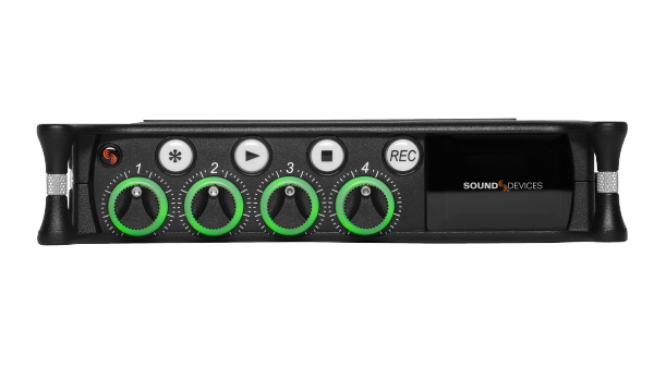Enregistreur portable Sound devices MixPre-6-II