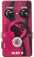 Pédale compression / sustain / noise gate  Doc Ruby 2 Compressor