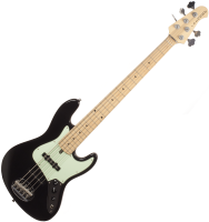 Skyline 55-60 5-String (MN) - Black