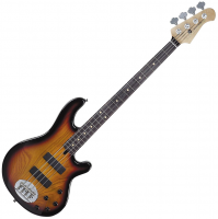 Skyline 44-01 (RW) - Three tone sunburst