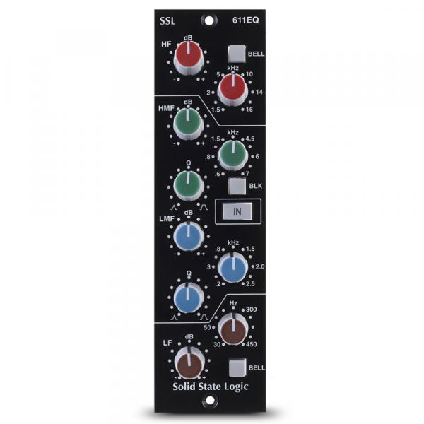 Equaliseur / channel strip Ssl 500 series E EQ Module 611 Eq