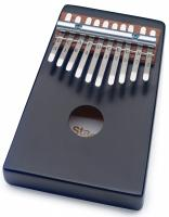 Percussions à frapper Stagg Kalimba enfant 10 notes Noir