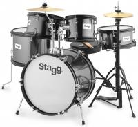 Batterie acoustique junior Stagg TIM JR 5/16 BK Junior - Black