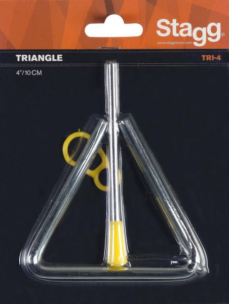 Percussions à frapper Stagg Triangle 4
