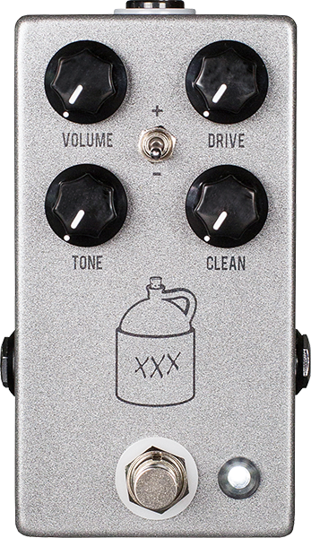 Pédale overdrive / distortion / fuzz Jhs MOONSHINE V2