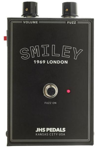Pédale overdrive / distortion / fuzz Jhs Legends of Fuzz Smiley