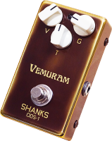 Pédale overdrive / distortion / fuzz Vemuram Shanks ODS-1 Overdrive