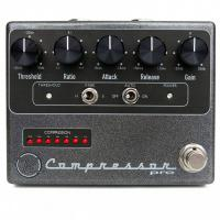Pédale compression / sustain / noise gate  Keeley  electronics Compressor Pro