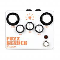 Pédale overdrive / distortion / fuzz Keeley  electronics Fuzz Bender