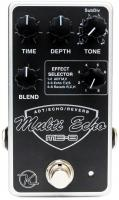Pédale reverb / delay / echo Keeley  electronics Multi Echo ME-8