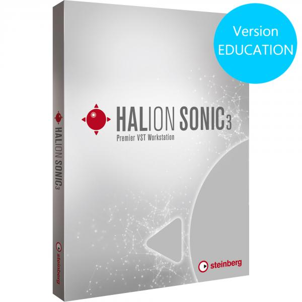 Instrument virtuel Steinberg HALion Sonic 3 Education