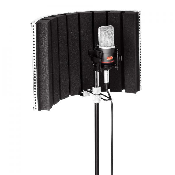 Filtre antipop et antibruit micro Power studio PF 32 MINI