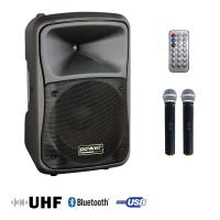 Sono portable Power acoustics BE 9519 Uhf Media