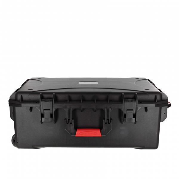 Flight case rangement Power acoustics IP65 CASE 60 Flight Case ABS Avec Trolley