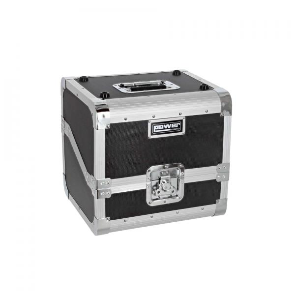 Flight dj Power acoustics Valise de rangement 90 vinyles 50/50