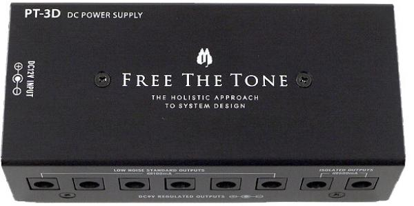 Alimentation Free the tone PT-3D DC Power Supply