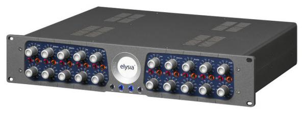 Equaliseur / channel strip Elysia Museq