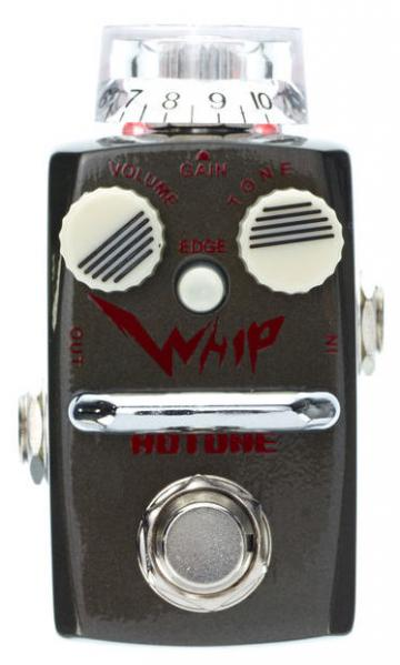 Pédale overdrive / distortion / fuzz Hotone Whip