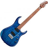 Guitare électrique solid body Sterling by musicman John Petrucci JP150 - Neptune blue