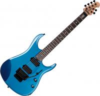 Guitare électrique solid body Sterling by musicman John Petrucci JP160 - Toluca lake blue