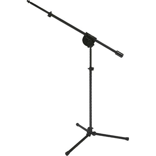 Pied de micro Latch lake micKing 1100 Boom Black