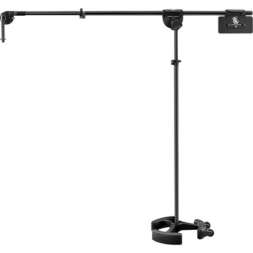 Pied de micro Latch lake micKing 2200 Boom Black