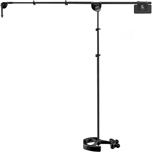 Pied de micro Latch lake micKing 3300 Boom Black