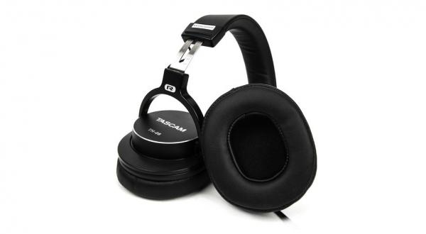 Casque studio & dj Tascam TH-06 - Noir