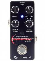 Pédale overdrive / distortion / fuzz Pigtronix Disnortion Micro