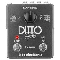 Pédale looper Tc electronic Ditto X2 Looper