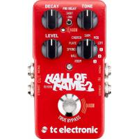 Pédale reverb / delay / echo Tc electronic Hall Of Fame 2 Reverb