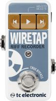 Enregistreur portable Tc electronic Wiretap Riff Recorder