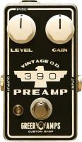 Pédale overdrive / distortion / fuzz Greer amps Vintage OD 390 Preamp