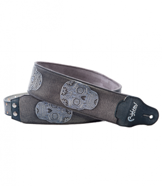 Sangle courroie Righton straps Leathercraft Sugar Strap - Black