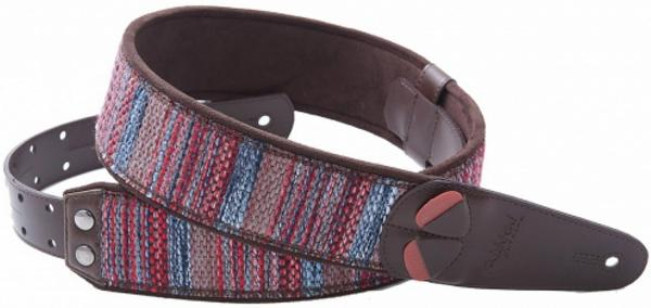 Sangle courroie Righton straps Mojo Maracaibo Red