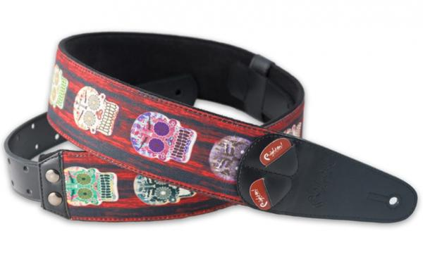 Sangle courroie Righton straps Mojo Skulls Strap