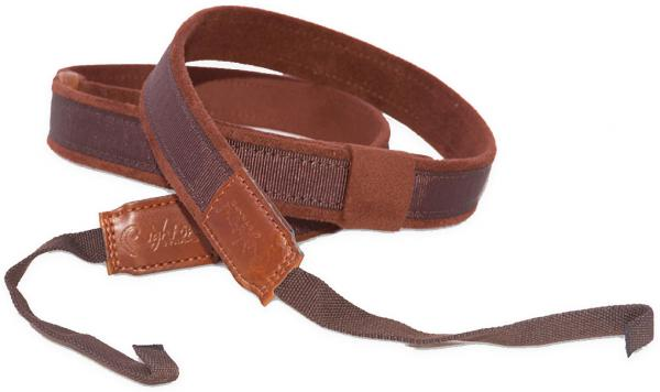 Sangle ukulele & mandoline Righton straps Uke Dual Hook Ukulele Strap - Brown